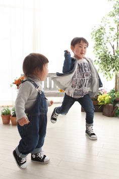 伊勢崎キッズフォトいつきくんうきちゃん2