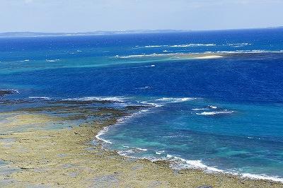 二ライカナイ横の海