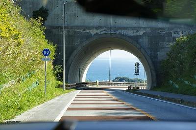 二ライカナイの前トンネル
