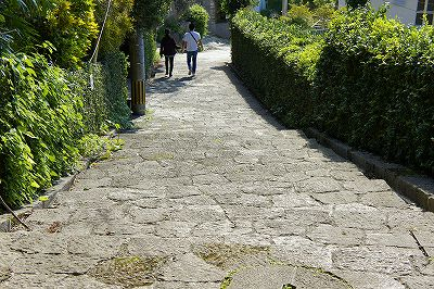 石畳の道3