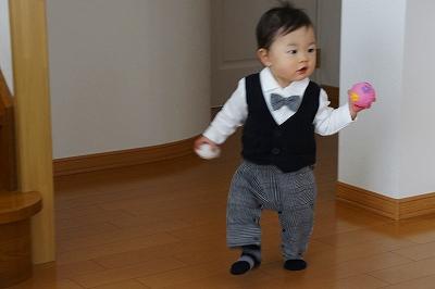 2015しゅわ1歳のバースディ3