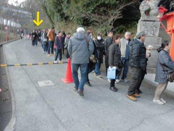 蒲生神社へ初詣
