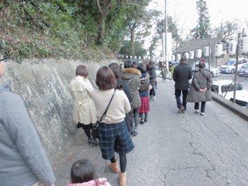 蒲生神社へ初詣2