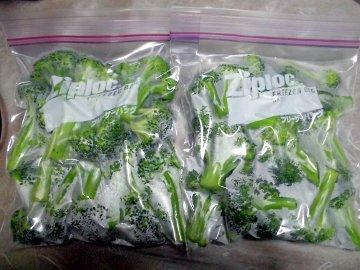 野菜を送る正月5