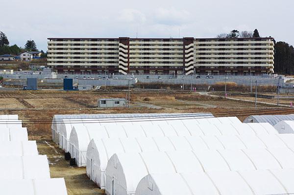 陸前高田の災害公営住宅