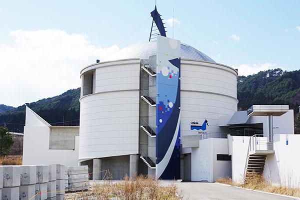 山田町 鯨と海の科学館