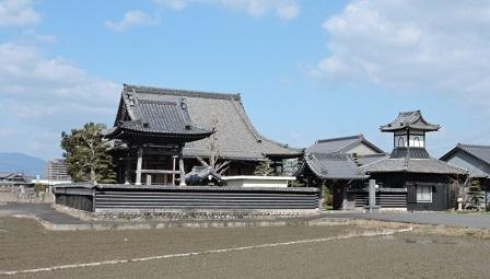 5伊勢の城めぐりの旅(願証寺)