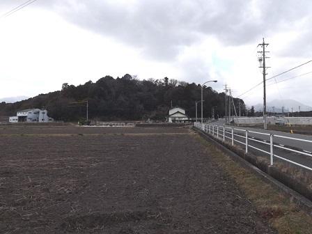 9伊勢の城めぐりの旅(大井田城)
