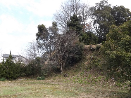 22伊勢の城めぐりの旅(亀山城古城跡)