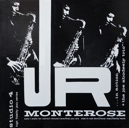 J.R.Monterose In Action studio 4 SS 100