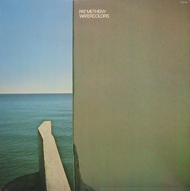 Pat Metheny Watercolors ECM 1097