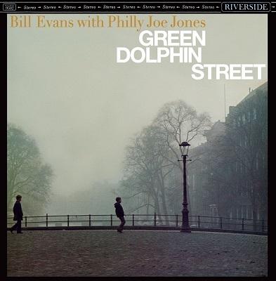 Bill Evans Green Dolphin Street Riverside RLP 9502