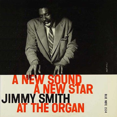 Jimmy Smith A New Sound - A New Star At The Organ Vol.2 Blue Note BLP 1514