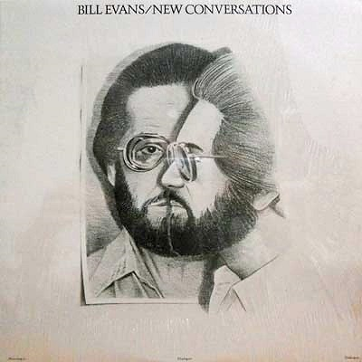 Bill Evans New Conversations Warner Bros. BSK 3177