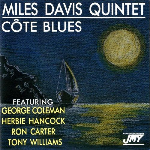 Miles Davis Côte Blues Jazz Music Yesterday JMY 1010-2