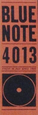 Blue Note BLP 4013