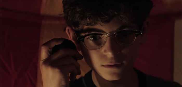 David Mazouz darkness Tartoptical arnel blackwoody