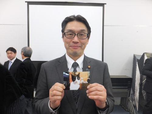鴻巣市会議員 野本恵司先生 DSCF1458