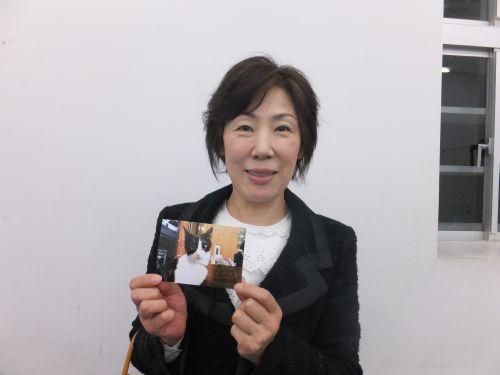鴻巣市会議員 とんしょすみ江先生 DSCF1461