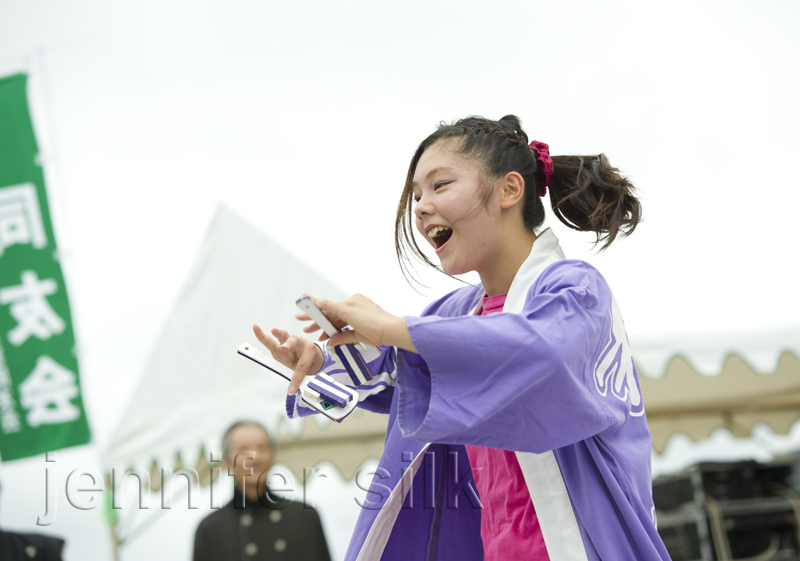 ふれあい祭り_粋座舞嵐_総踊り_6