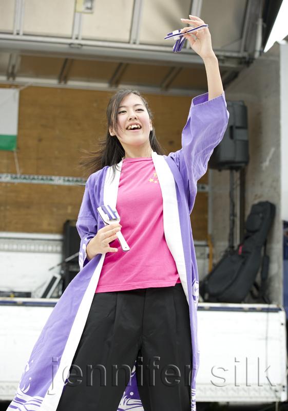 ふれあい祭り_粋座舞嵐_総踊り_8