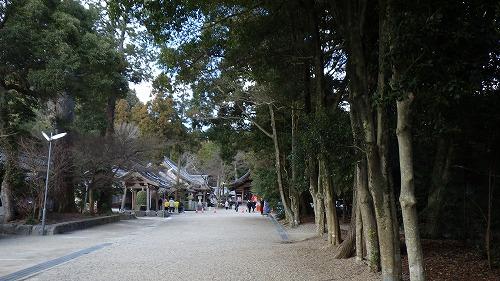 2016 1月 猿投神社 (4)