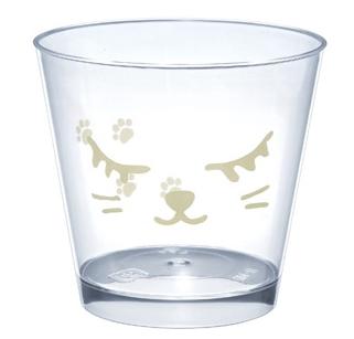 ネコちゃんカップ白