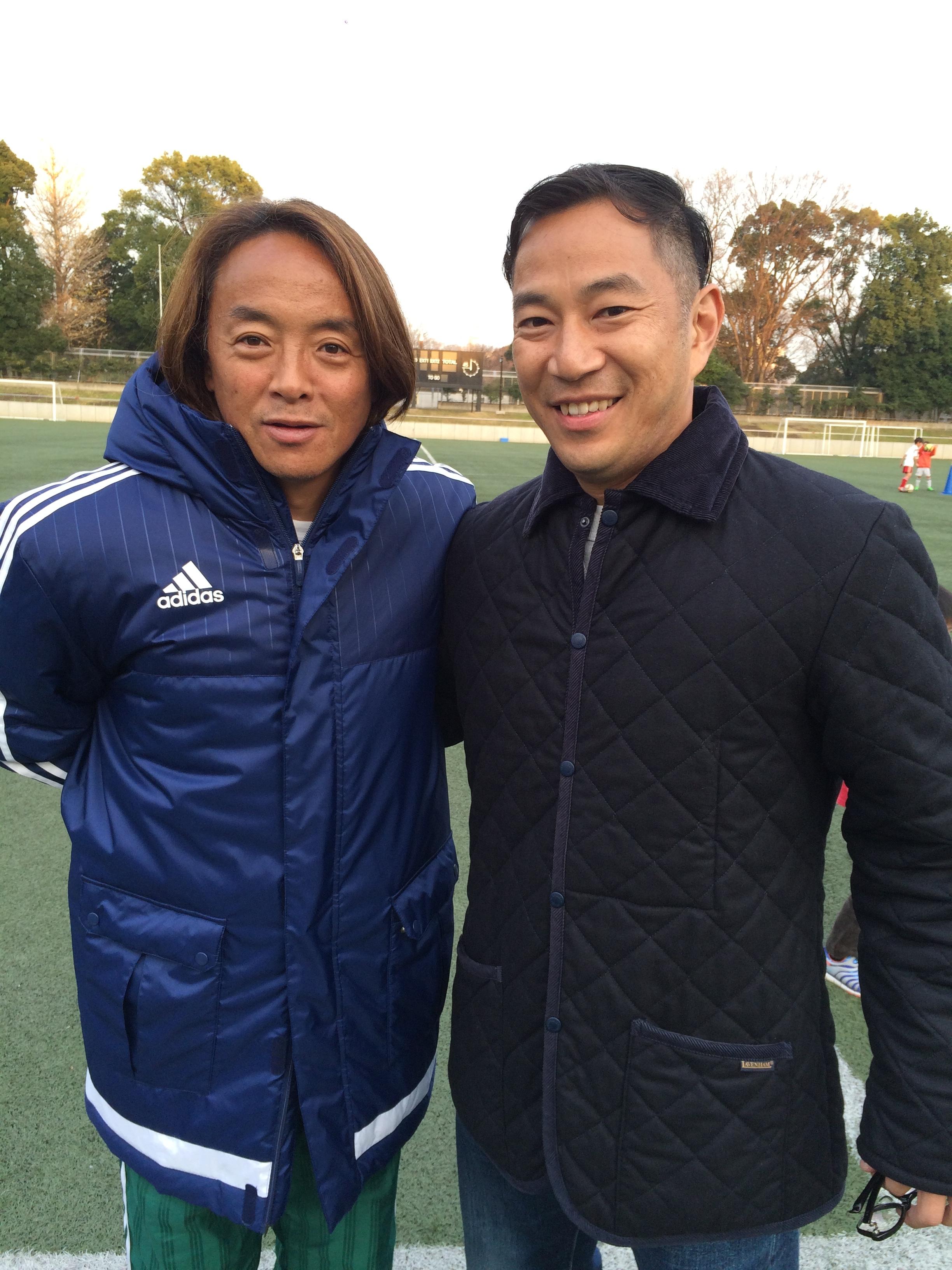 20151224_Joe&Tsuyoshi Kitazawa