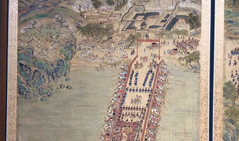 漢江を渡れ