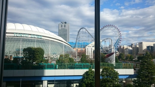 東京ドームホテル 19