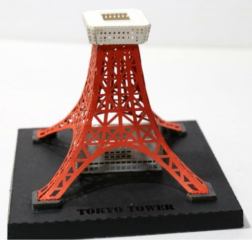 ペーパーナノ 東京タワー 15