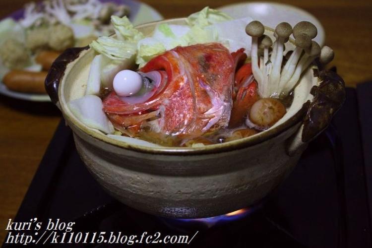 2016ひとり鍋 (1)