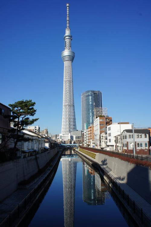 東京walk0201スカイツリー