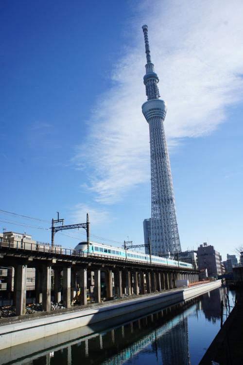 東京walk0208スカイツリー