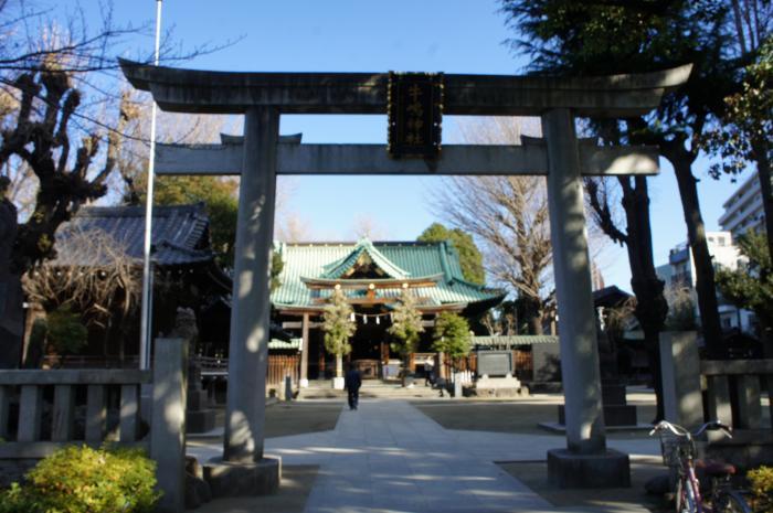 東京walk0301牛嶋神社