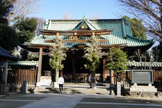 東京walk0302牛嶋神社