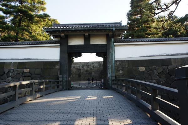 東京walk1901皇居01
