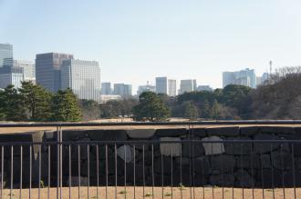 東京walk1905天守台