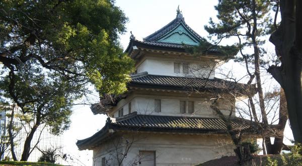 東京walk1910富士見櫓
