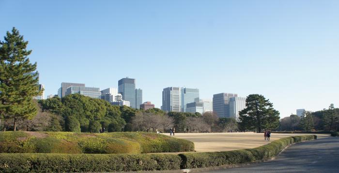 東京walk1911大奥