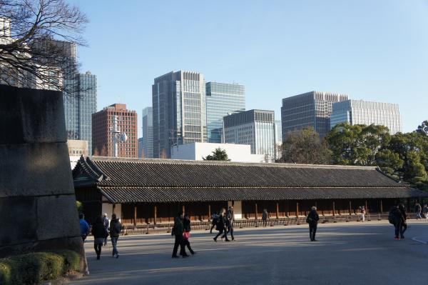 東京walk1914百人番所