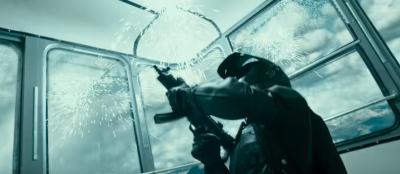 x-ミッション中から撃ちまくり