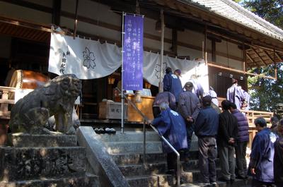 160211拝殿