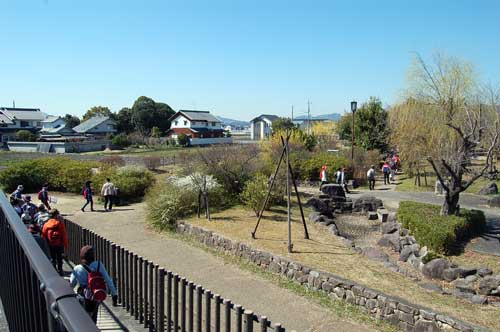 160317上宮遺跡公園