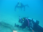 水中写真と中性浮力