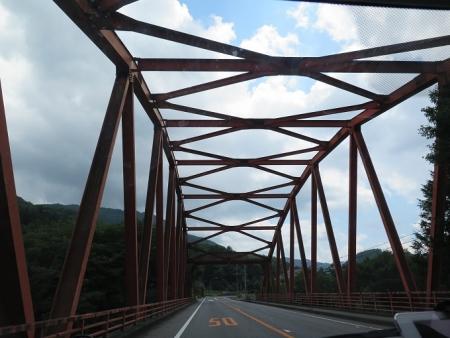 栃木ドライブ 赤い橋