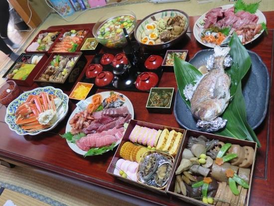 おせち料理2016