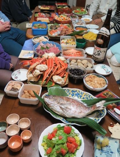 おせち料理2016横浜