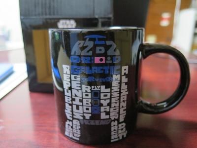 R2D2のマグカップ