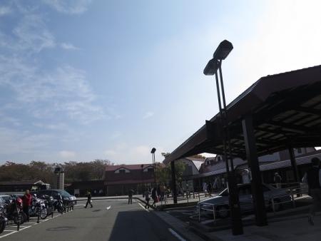 道の駅『朝霧』